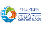 Member, Chamber of Commerce of the Palm Beaches