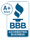 A+ Rated by Better Business Bureau South Florida